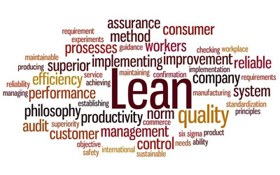 The Development of Lean Based Production Systems