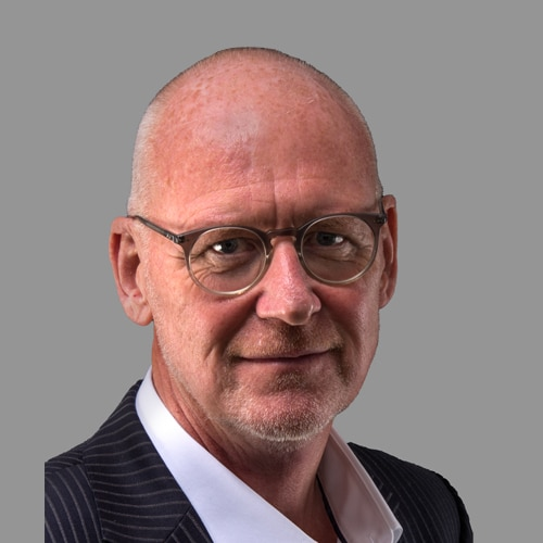 Colin Prout Iter Delivery Director