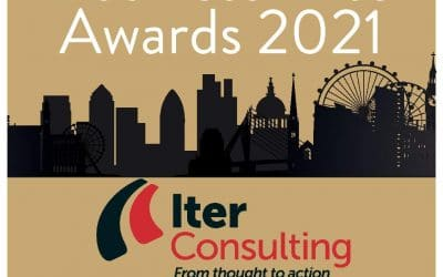 Iter Wins Leading Specialists in Supply Chain Consultancy, 2021 Award